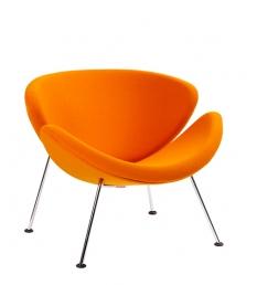 Sessel orange